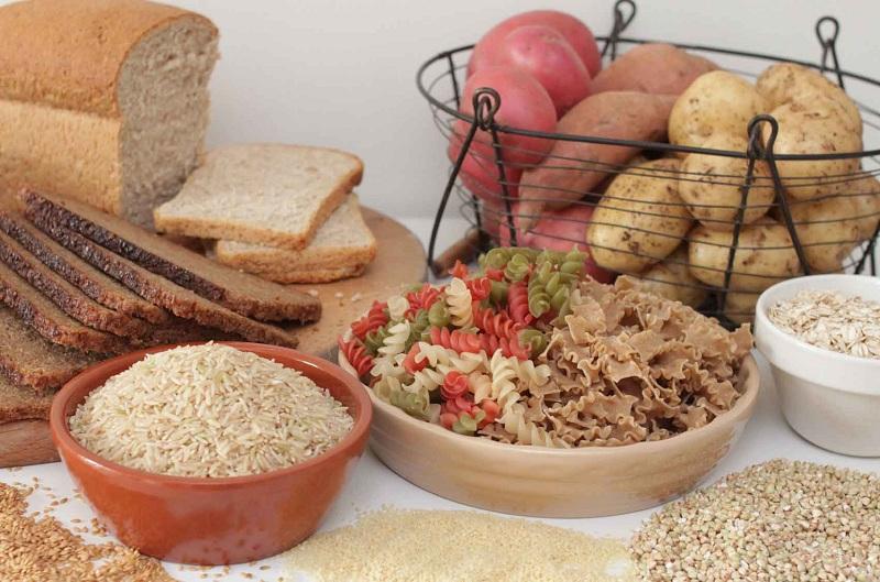 Bổ sung thêm nhiều thực phẩm chứa nhiều carbohydrate để hỗ trợ giảm cân tích cực hơn