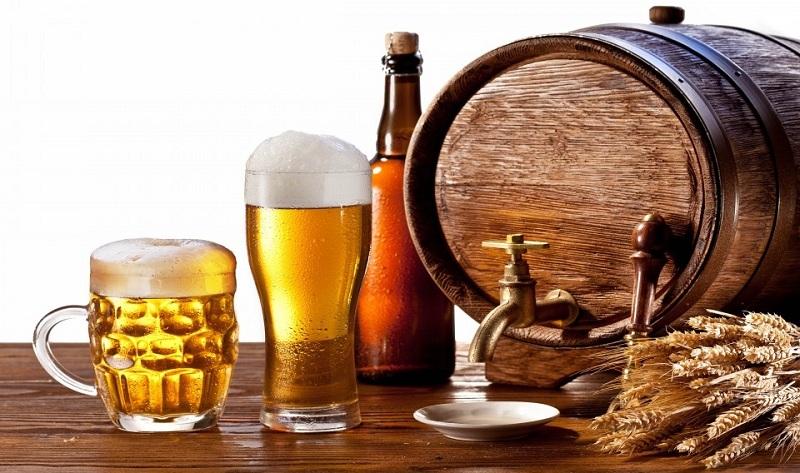 Thử nghiệm việc dùng bia tươi để làm se khít lỗ chân lông 2