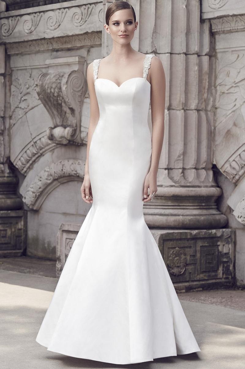 Váy đuôi cá -  Mẫu váy cưới không thể thiếu dành cho các cô dâu trẻ 8