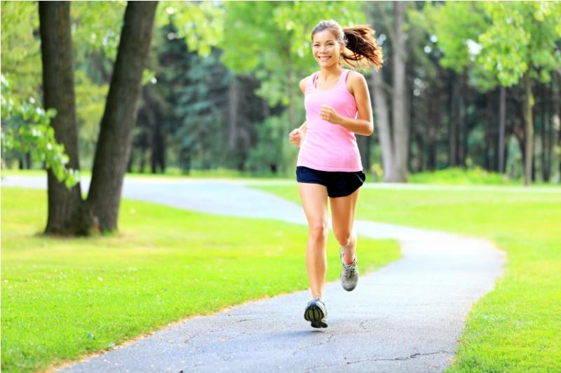 Đi bộ đúng cách giúp rút ngắn thời gian giảm cân hiệu quả