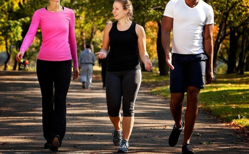 Cải thiện vóc dáng hoàn hảo với bài tập đi bộ mỗi ngày