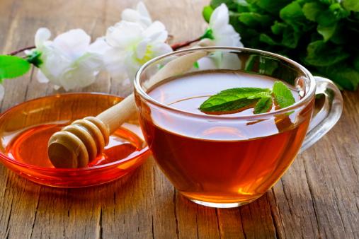 Đẹp da dáng đẹp nhờ trà mật ong