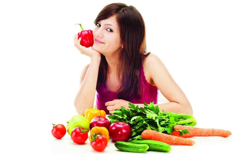 Ăn rau nhiều hơn thịt sẽ giúp bạn sống lâu hơn.