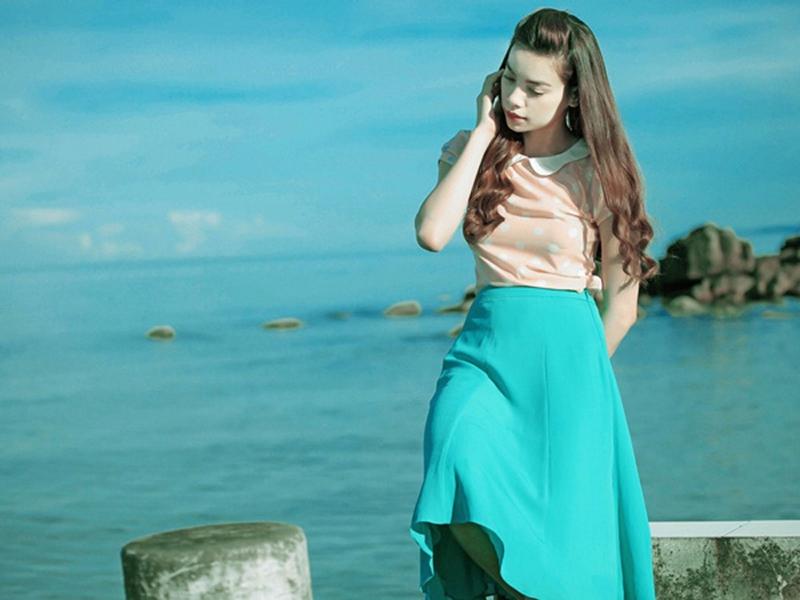 Hồ Ngọc Hà xứng danh nữ hoàng giải trí.