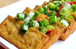 Món đậu hũ giúp giảm cân hiệu quả