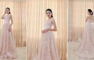 Giúp cô dâu thêm quyến rũ, dịu dàng nhờ những màu váy cưới ngọt ngào 0