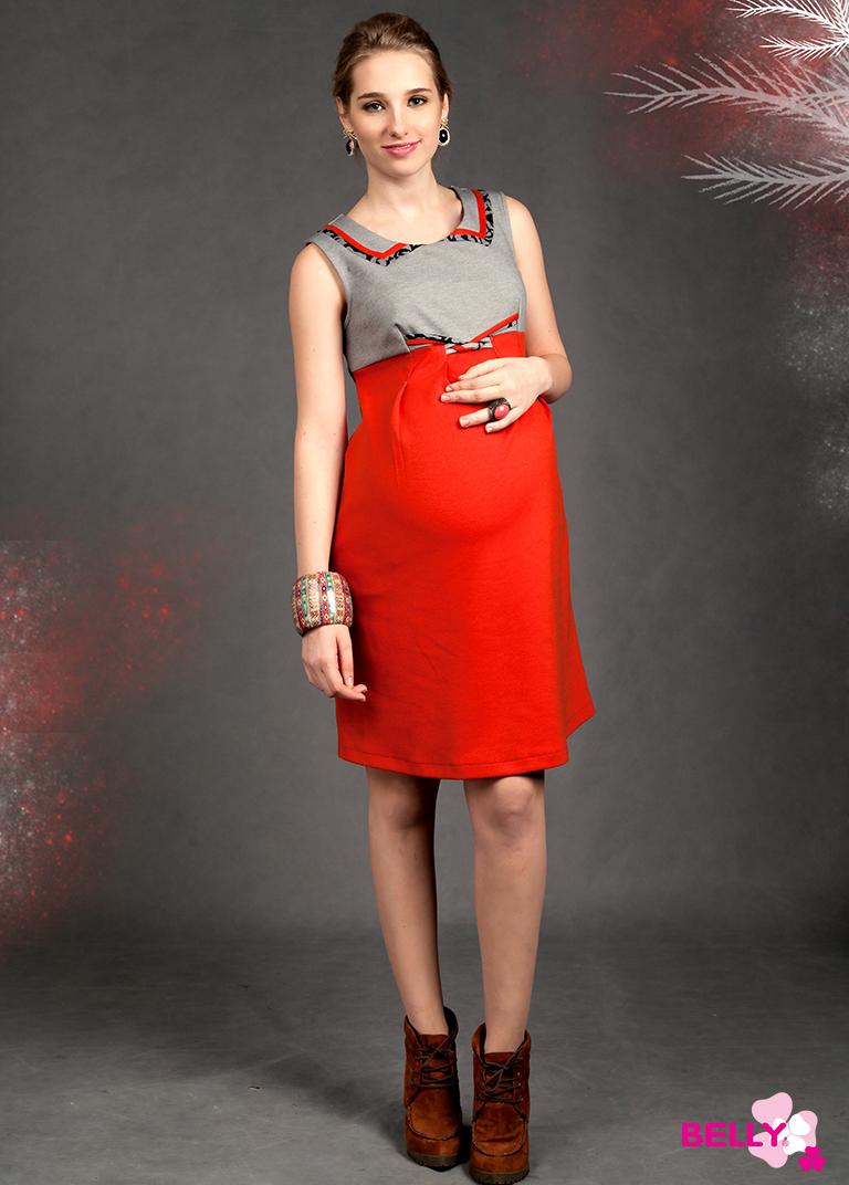 Giúp mẹ bầu xinh đẹp hơn trong những bộ váy đầm bầu 3