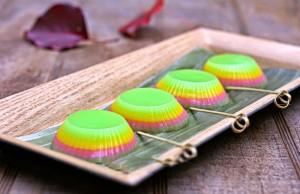 Lạ mà ngon với bánh Bà Lai nhiều màu sắc hấp dẫn