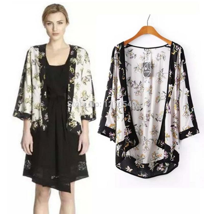 Kimono, biểu tượng thời trang mới của năm nay.