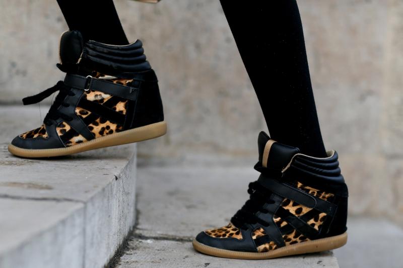 Những đôi wedge sneaker cực hot trong mùa này.