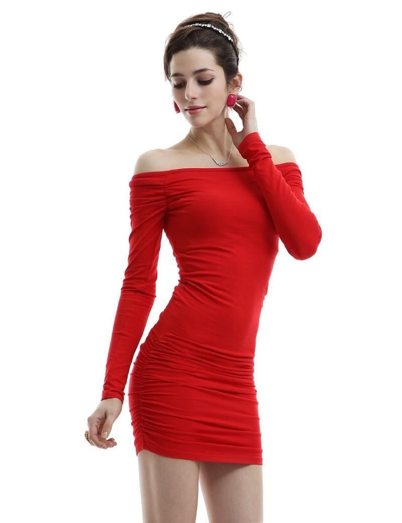 Giúp mình duyên dáng quyến rũ hơn trong những ngày xuân hè với những mẫu váy body tuyệt đẹp 3