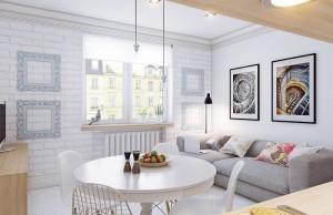 Giúp căn nhà trở nên rộng rãi, sang trọng hơn với nội thất màu trắng 00
