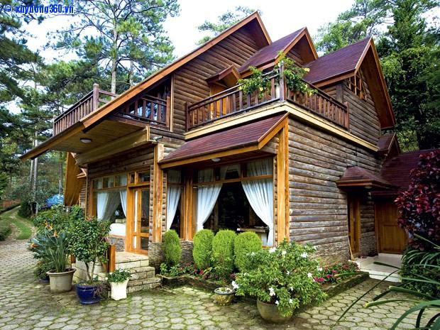 Không gian sống của bạn nổi bật hơn khi được làm và trag trí bằng gỗ 1