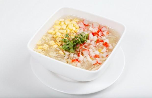 Súp gà bắp cua là món ăn ngon giúp phụ nữ sau sinh giảm cân nhanh 0