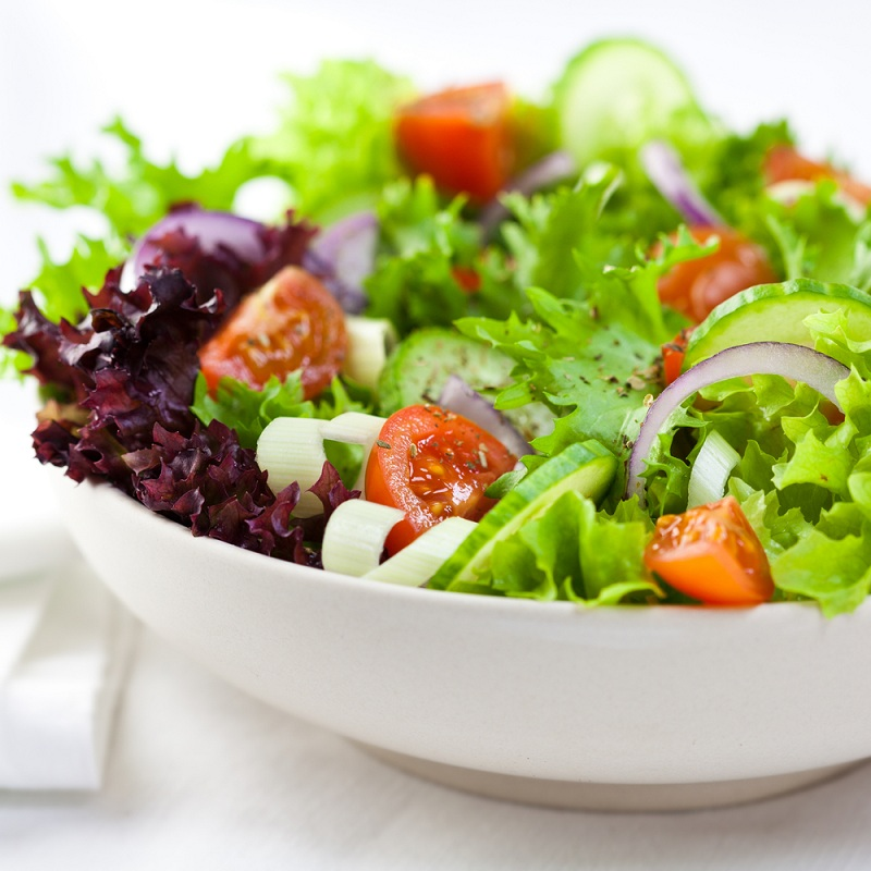 Bổ sung nhiều chất xơ vào thực đơn để tích cực giảm béo bụng