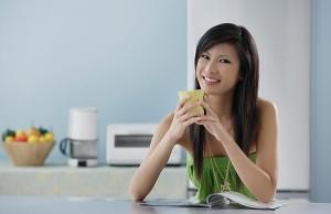 Cách pha 2 loại trà dễ uống giúp giảm béo nhanh