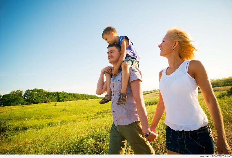 Tình cảm gia đình là thứ cần phải bồi đắp và san sẻ một cách thường xuyên.