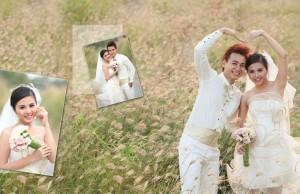 Chụp hình cưới kết hợp đi du lịch, nên hay không nên làm 0