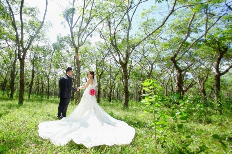 Chụp hình cưới kết hợp đi du lịch, nên hay không nên làm 3
