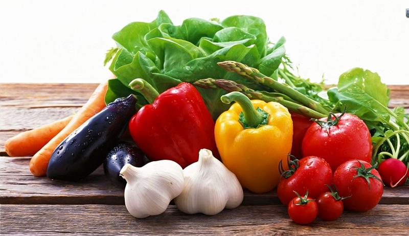 Sử dụng thực phẩm nhiều chất xơ, vitamin để giảm béo tích cực