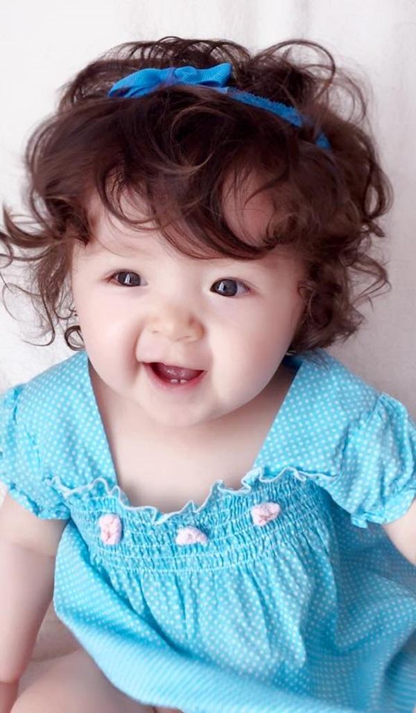 Những khoảnh khắc đáng yêu của Cadie Mộc Trà, con gái Elly Trần 2