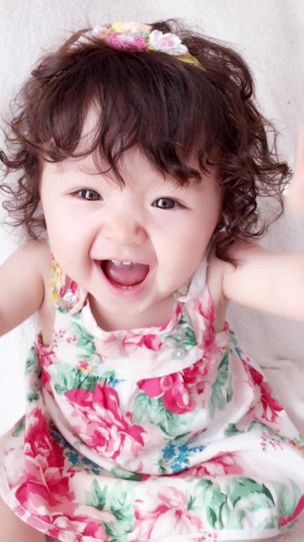 Những khoảnh khắc đáng yêu của Cadie Mộc Trà, con gái Elly Trần 8
