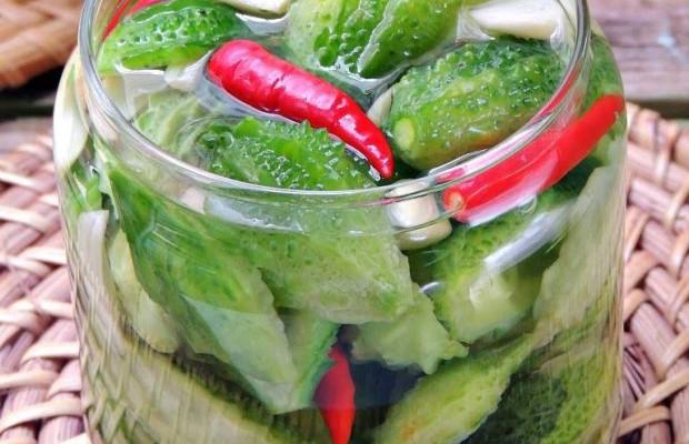Cách làm món khổ qua rừng ngâm chua ngọt để giảm cân hiệu quả 0