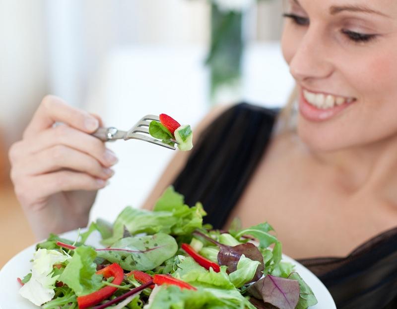 Áp dụng một chế độ dinh dưỡng hợp lý để thân hình thon gọn hơn