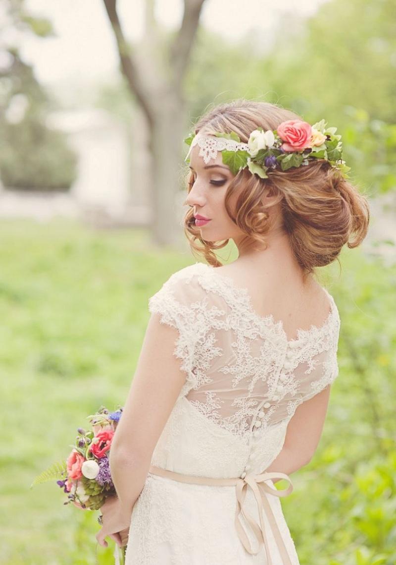 Những phụ kiện trang trí tóc không thể thiếu trong ngày làm cô dâu 2