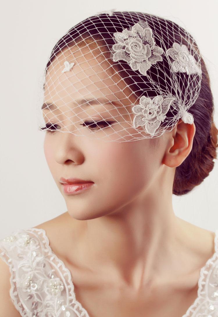 Những phụ kiện trang trí tóc không thể thiếu trong ngày làm cô dâu 3