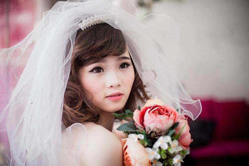 Những phụ kiện trang trí tóc không thể thiếu trong ngày làm cô dâu 4
