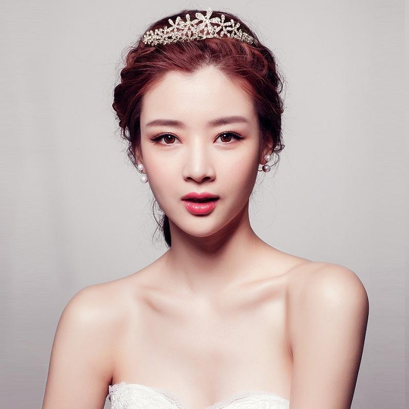 Những phụ kiện trang trí tóc không thể thiếu trong ngày làm cô dâu 5