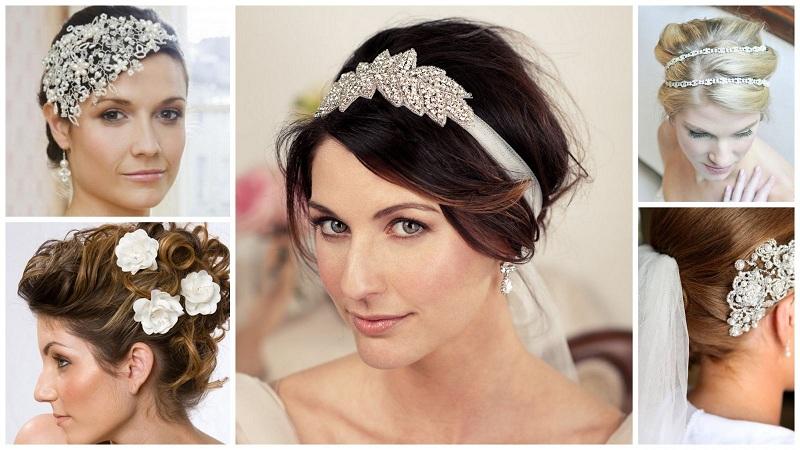 Những phụ kiện trang trí tóc không thể thiếu trong ngày làm cô dâu 6