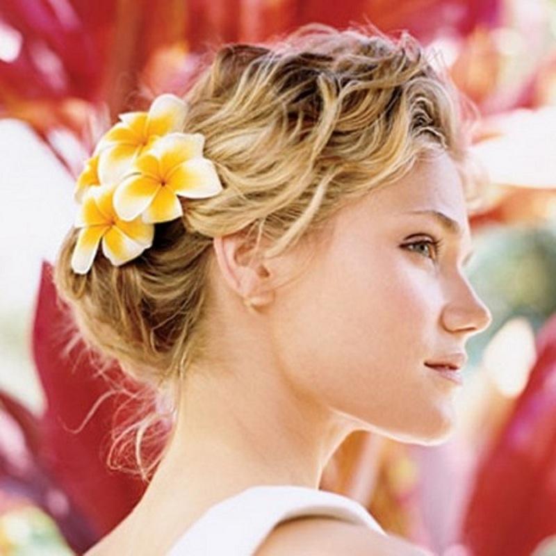 Những phụ kiện trang trí tóc không thể thiếu trong ngày làm cô dâu 7