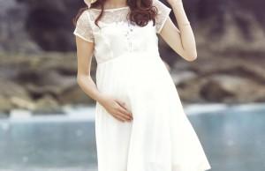 Tham khảo thời trang giúp chị em sành điệu hơn kể cả khi mang thai 0