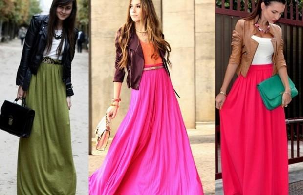 Váy maxi – Thời trang giúp bạn gái nhẹ nhàng, cuốn hút hơn 0