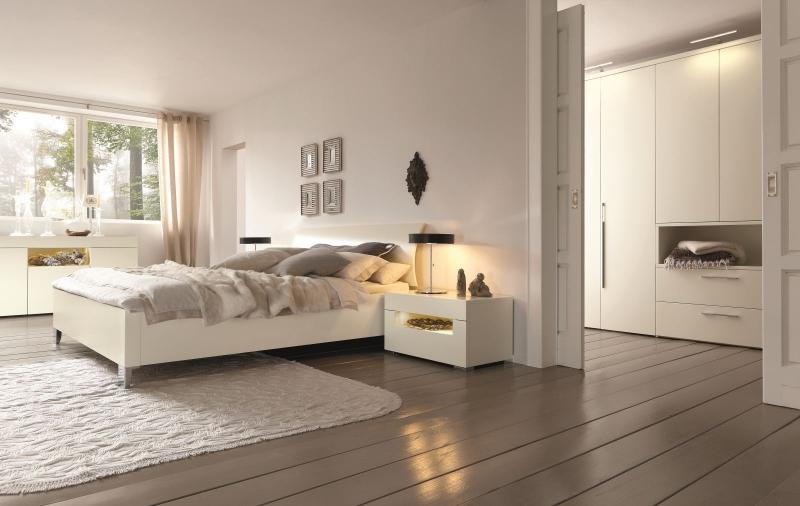 Cách bố trí giường ảnh hưởng lớn đến chất lượng giấc ngủ.