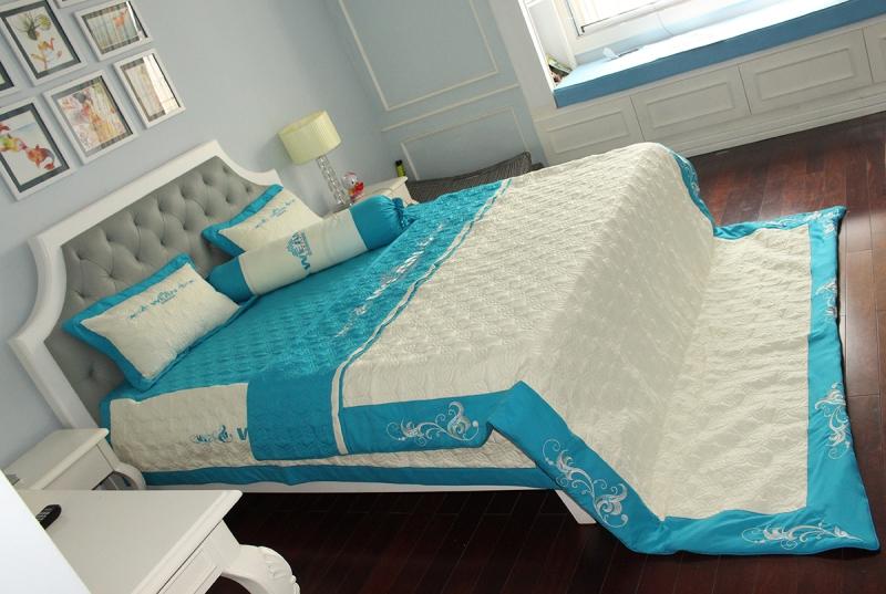 Ga trải giường cần được vệ sinh đúng cách.