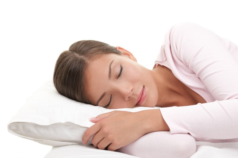 Giấc ngủ còn giúp bạn ngăn chặn lão hóa.
