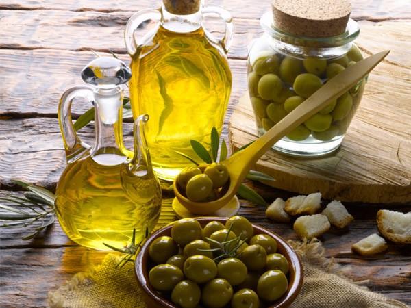 Hiệu quả làm đẹp toàn thân đơn giản với dầu oliu6