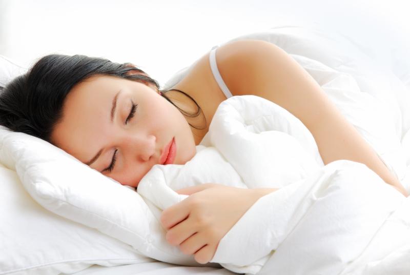 Ngủ đủ giấc luôn là điều rất quan trọng.