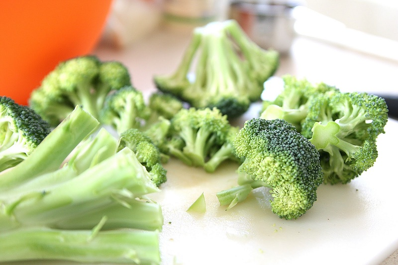 Bông cải xanh là một trong những thực phẩm giúp bạn giảm béo hiệu quả