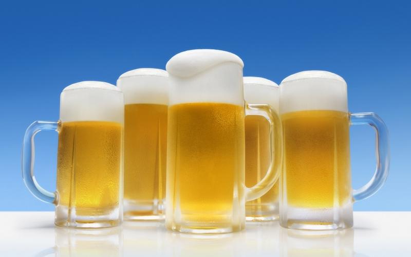 Bia sở hữu rất nhiều đặc tính gia dụng đấy nhé.