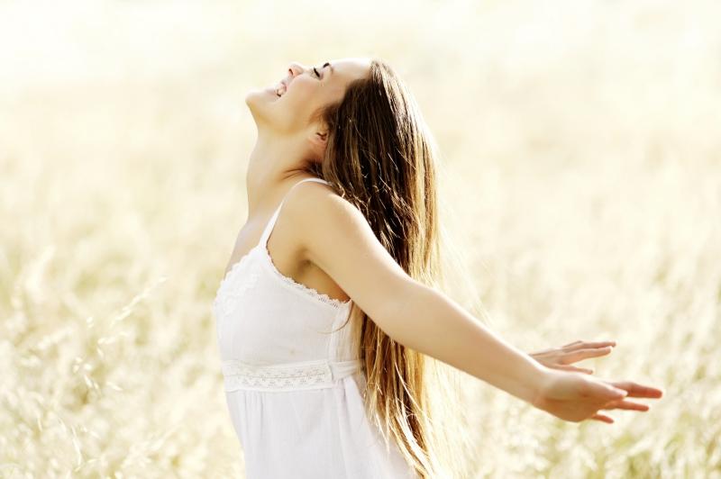 Tâm trạng tích cực giúp bạn thoải mái hơn.