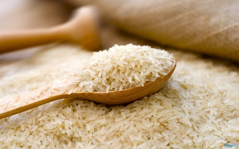 Gạo được xem là nguyên liệu làm đẹp cực hiệu quả.