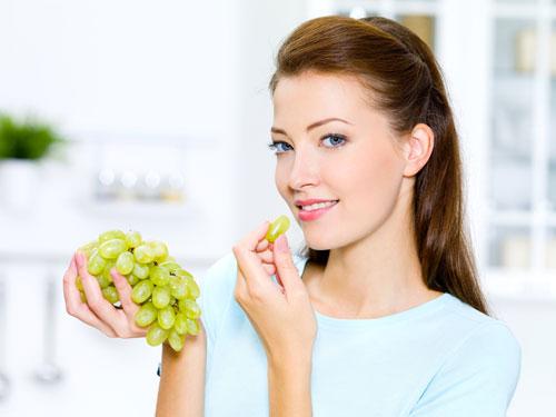 Tại sao nho ngọt nhưng lại giúp giảm cân và tốt cho sức khỏe?5
