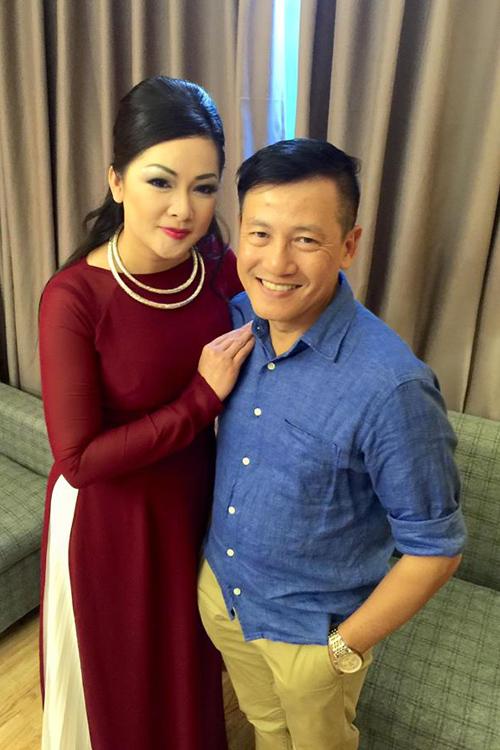 Mới đây nhất Như Quỳnh về Việt Nam ủng hộ Liveshow của 2 người em trai