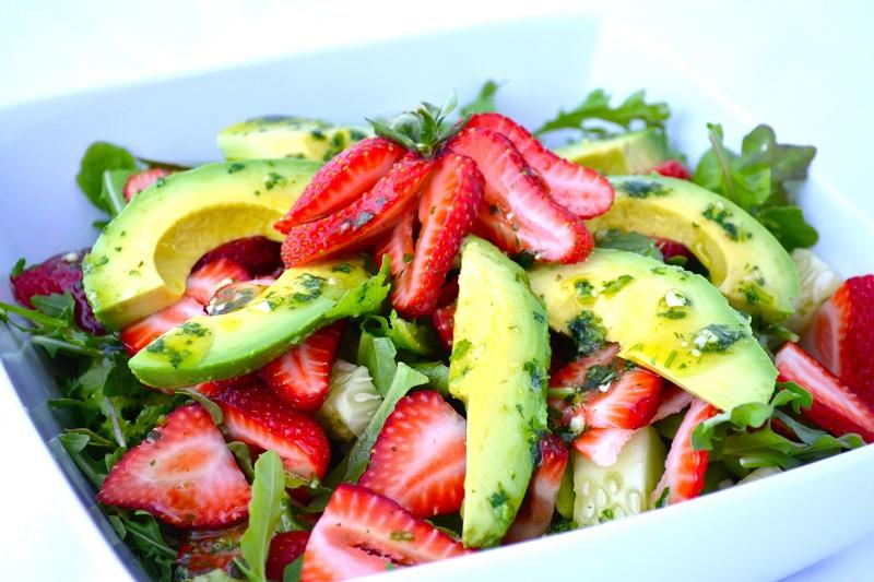 Bổ sung chất xơ, vitamin... vào thực đơn để giảm cân nhanh