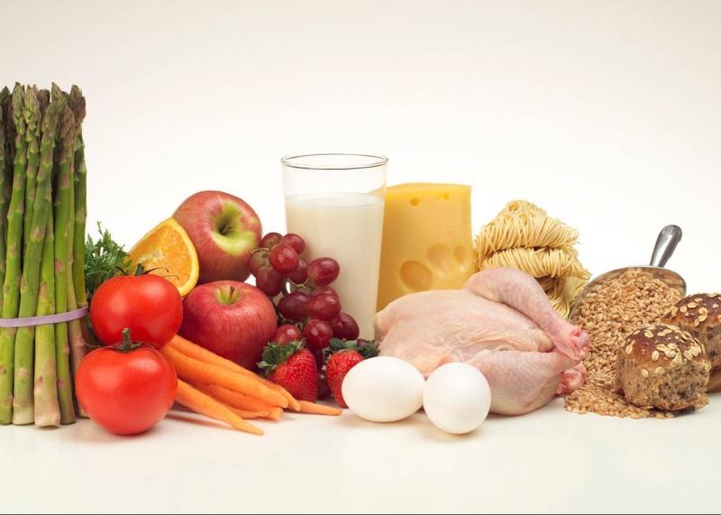 Đừng quên cung cấp protein cho cơ thể.