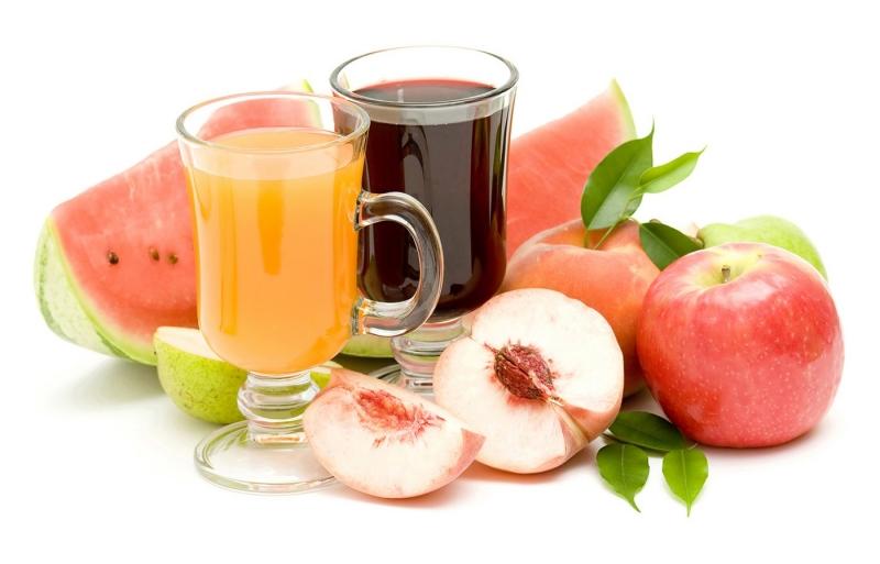 Các loại nước trái cây dùng nhiều không tốt như bạn nghĩ.